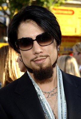 Premiere: Dave Navarro at the Hollywood premiere of Warner Bros. Pictures' Batman Begins - 6/6/2005