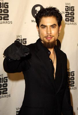 Dave Navarro VH-1 Big in 2002 Awards - 12/4/2002