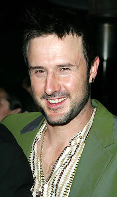 David Arquette Slingshot premiere - Tribeca Film Festival April 26, 2005 - New York, NY