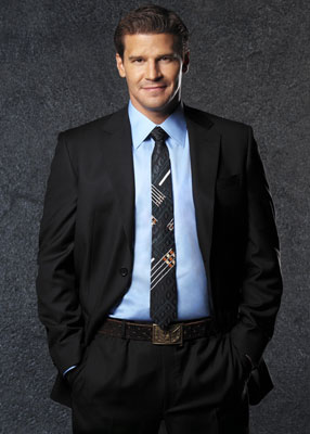 David Boreanaz FOX's Bones