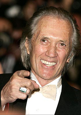 David Carradine Kill Bill Vol. 2 premiere Cannes Film Festival - 5/16/2004