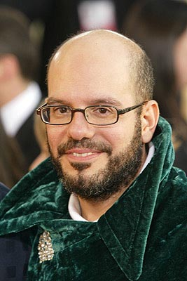David Cross Golden Globes - 1/25/2004