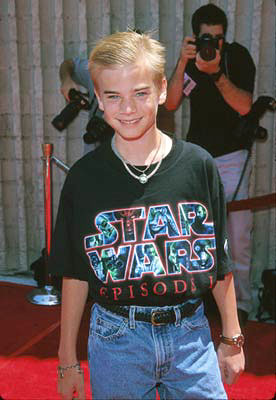 Premiere: David Gallagher at the Westwood premiere of 20th Century Fox's Star Wars: Episode I - The Phantom Menace - 5/16/1999