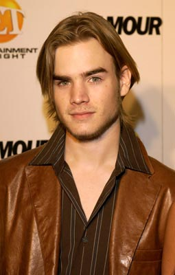 David Gallagher Entertainment Tonight & Glamour Party 55th Annual Emmy Awards After Party - 9/21/2003