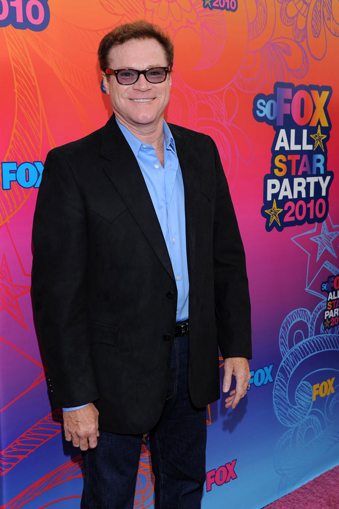 """Lone Star's"" David Keith arrives at the Fox 2010 Summer TCA All-Star Party on August 2, 2010 in Santa Monica, California."
