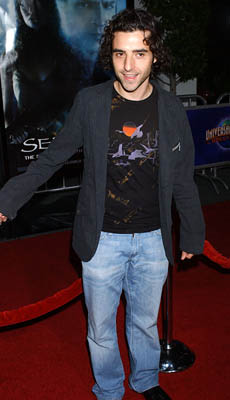 Premiere: David Krumholtz at the LA premiere for Universal Pictures' Serenity - 9/22/2005