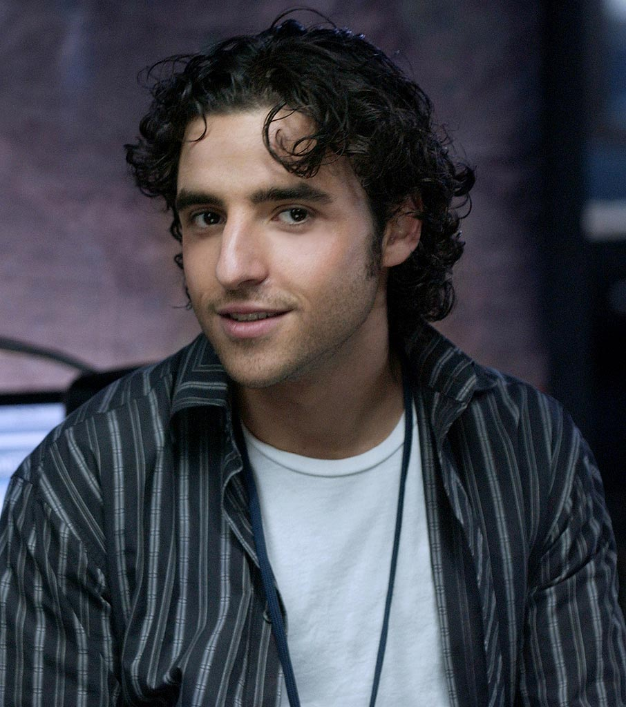 David Krumholtz stars as Charlie Eppes in Numb3rs on CBS.