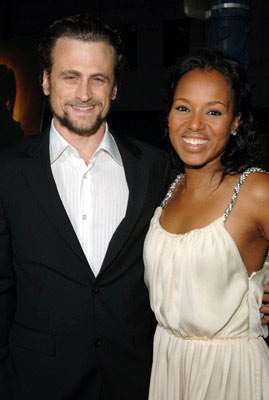 Premiere: David Moscow and Kerry Washington at the Beverly Hills premiere of Lions Gate Films' Crash - 4/26/2005