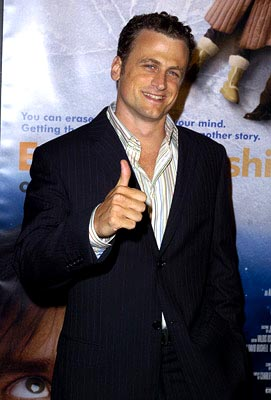 Premiere: David Moscow at the LA premiere of Focus' Eternal Sunshine of the Spotless Mind - 3/9/2004