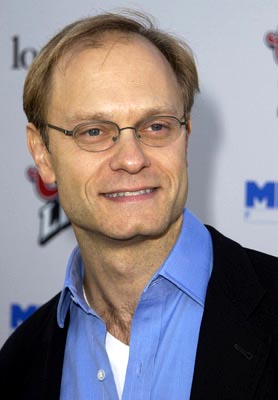 Premiere: David Hyde Pierce at the Beverly Hills premiere of Miramax's Full Frontal - 7/23/2002