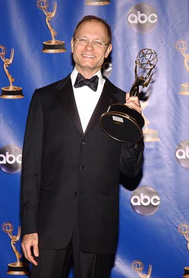 "David Hyde Pierce of ""Frasier"" Outstanding Supporting Actor in a Comedy Series Emmy Awards - 9/19/2004"