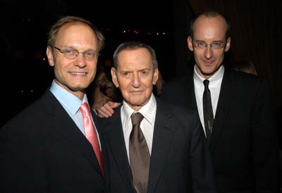 David Hyde Pierce, Tony Randall and Peyton Reed Down With Love Party Tribeca Film Festival, 5/6/2003