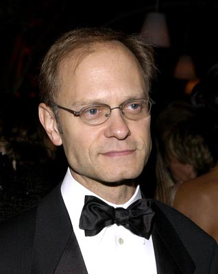 David Hyde Pierce Entertainment Tonight & Glamour Party 55th Annual Emmy Awards After Party - 9/21/2003