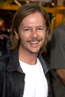 Premiere: David Spade at the LA premiere of Paramount's Lara Croft Tomb Raider: The Cradle of Life - 7/21/2003