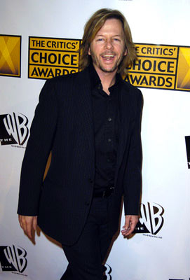 David Spade 10th Annual Critics Choice Awards Los Angeles, CA - 1/10/05
