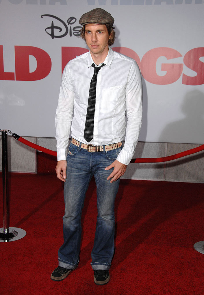 "Dax Shepard attends the ""Old Dogs"" Premiere at the El Capitan Theatre on November 9, 2009 in Hollywood, California."