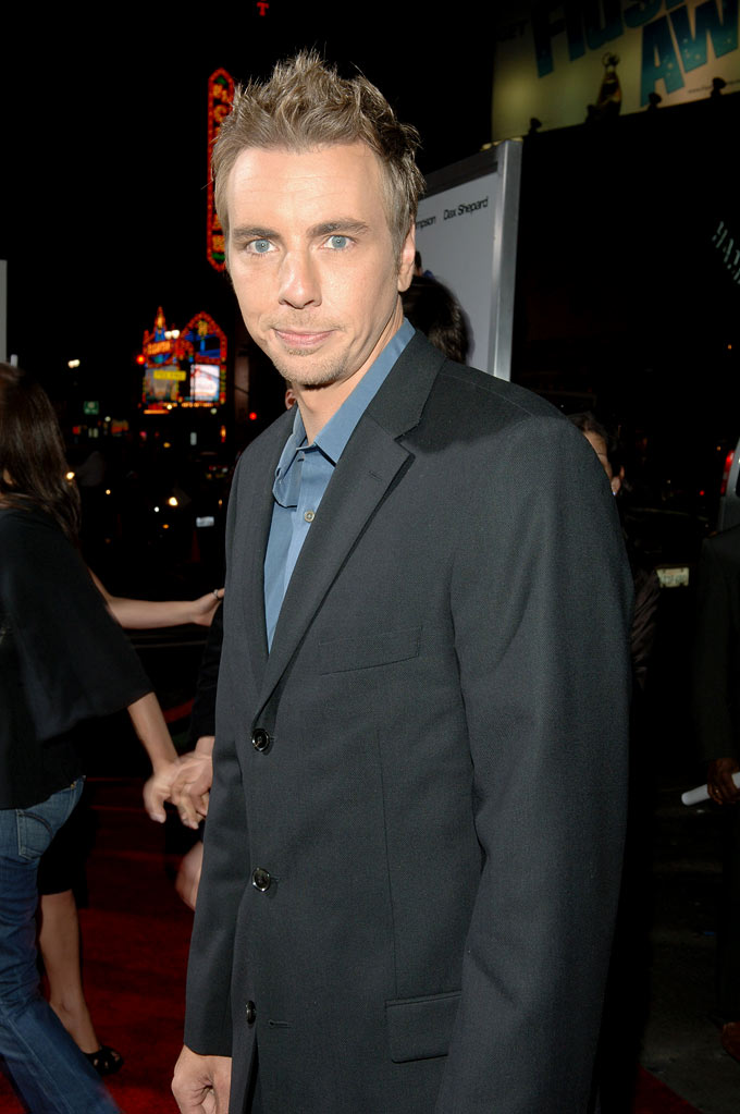 "Dax Shepard at the ""Employee of the Month"" Premiere at Mann's Chinese Theater Hollywood, California on September 19, 2006."
