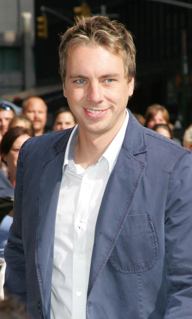"Dax Shepard visits the ""Late Show with David Letterman"" on August 4, 2004 in New York City, New York on August 4, 2004."