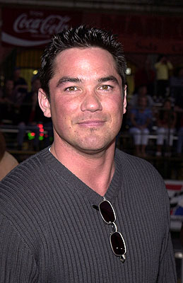 Premiere: Dean Cain at the Hollywood premiere of Warner Brothers' Driven - 4/16/2001