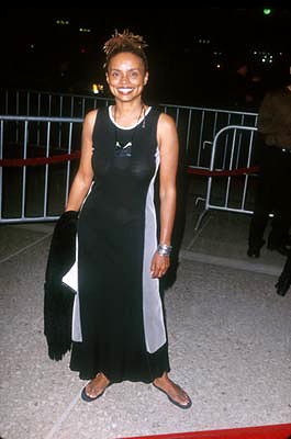 Premiere: Debbi Morgan at the Century City premiere of Universal's The Best Man - 10/14/99