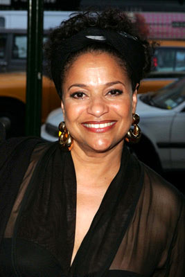 Premiere: Debbie Allen at the New York premiere of Paramount Pictures' The Manchurian Candidate - 7/19/2004
