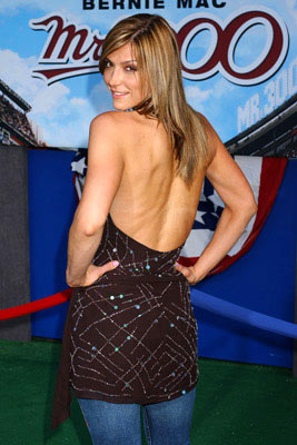 Premiere: Debbie Matenopoulos at the Hollywood premiere of Touchstone Pictures' Mr. 3000 - 9/8/2004 Debbie Matenopoulos