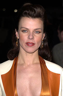 Premiere: Debi Mazar at the Los Angeles premiere of Guy Ritchie's Snatch (1/18/2001)