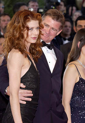 Debra Messing and Treat Williams Hollywood Ending Premiere Cannes Film Festival - 5/15/2002 Photo by   www.wireimage.com