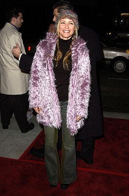Premiere: DeDee Pfeiffer at the Beverly Hills premiere of I Am Sam - 12/3/2001