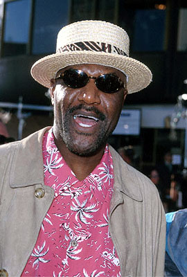 Premiere: Delroy Lindo at the Westwood, CA National Theatre premiere of Touchstone's Gone In 60 Seconds - 6/5/2000