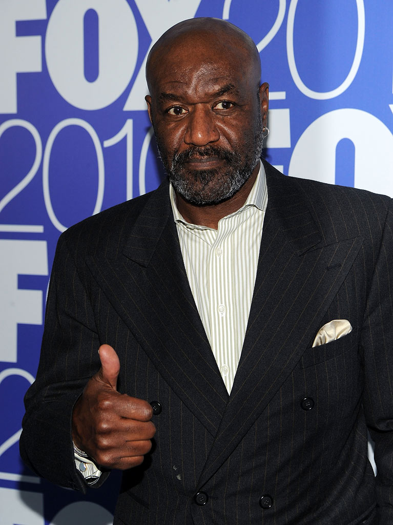 "Delroy Lindo (""Ride-Along"") attends the 2010 Fox Upfront after party at Wollman Rink, Central Park on May 17, 2010 in New York City."