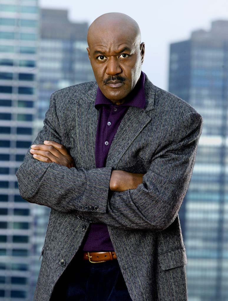 Delroy Lindo stars as Latimer King in Kidnapped on NBC.