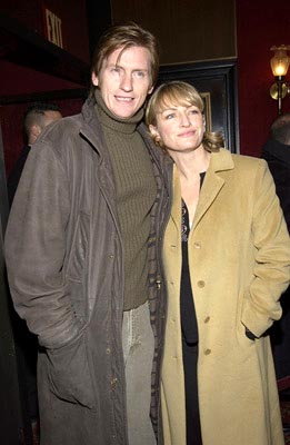 Premiere: Denis Leary and wife at the New York premiere of Miramax's Gangs of New York - 12/9/2002