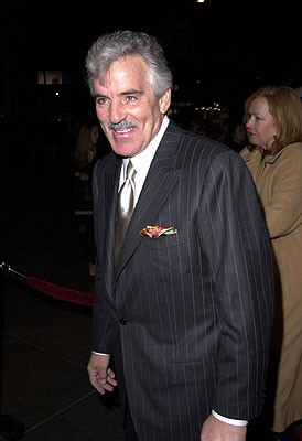 Premiere: Dennis Farina at the Los Angeles premiere of Guy Ritchie's Snatch (1/18/2001)