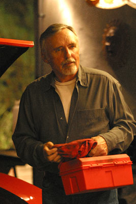 "Dennis Hopper USA Network's ""The Last Ride"""
