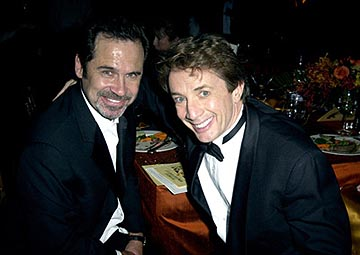 Dennis Miller, Martin Short The Governor's Ball 55th Annual Emmy Awards After Party - 9/21/2003