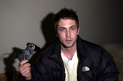 Desmond Harrington Hugo House Sundance Film Festival 1/19/2001