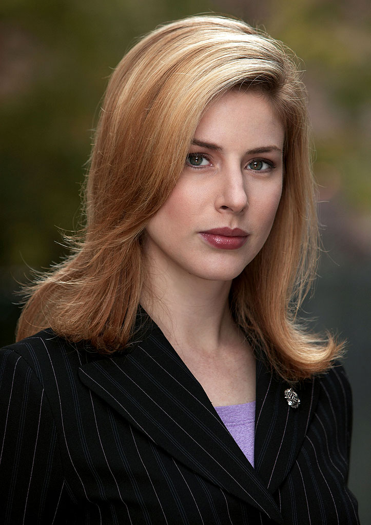 Diane Neal stars as A.D.A. Casey Novak in Law & Order: SVU on NBC.