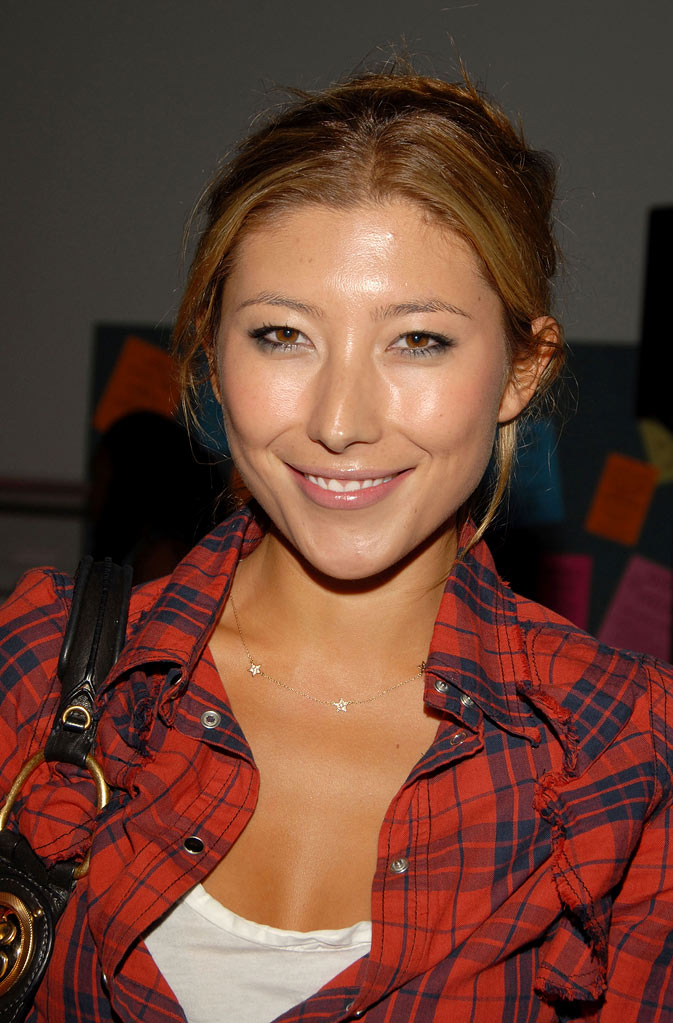 "Dichen Lachman attends the ""Glee"" Los Angeles Premiere Screening And Post Party at the Willow School on September 8, 2009 in Culver City, California."