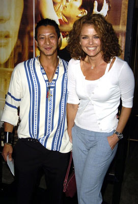 Premiere: Will Yun Lee and Dina Meyer at the Hollywood premiere of MGM's Wicker Park - 8/31/2004