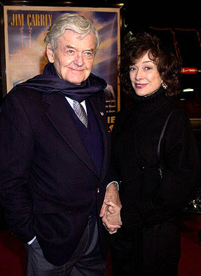 Premiere: Hal Holbrook and Dixie Carter at the Hollywood premiere of Warner Brothers' The Majestic - 12/11/2001
