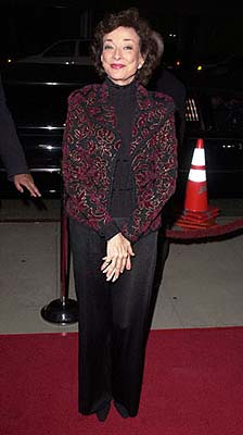 Premiere: Dixie Carter at the Beverly Hills premiere of 20th Century Fox's Men of Honor - 11/1/2000