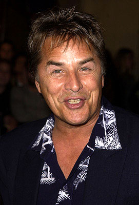 Premiere: Don Johnson at the Westwood premiere of Warner Brothers' Harry Potter and The Sorcerer's Stone - 11/14/2001