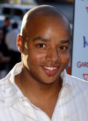 Premiere: Donald Faison at the Los Angeles premiere of Fox Searchlight's Garden State - 7/20/2004