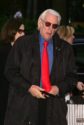 Donald Sutherland 'Land of the Blind' Premiere Tribeca Film Festival - 5/1/2006