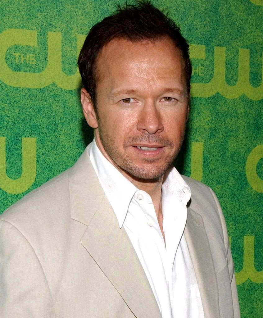 Donnie Wahlberg at The CW Summer 2006 TCA Party on July 17, 2006