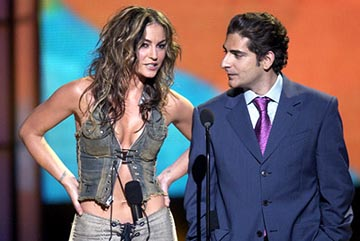 Hosts Drea DeMatteo and Michael Imperioli VH-1 Big in 2002 Awards - 12/4/2002