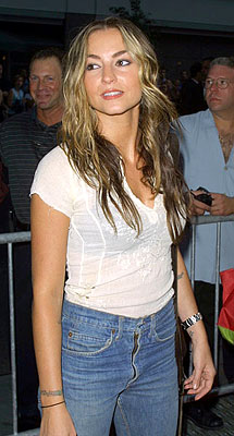 Premiere: Drea de Matteo at the New York premiere of 20th Century Fox's Planet Of The Apes - 7/23/2001