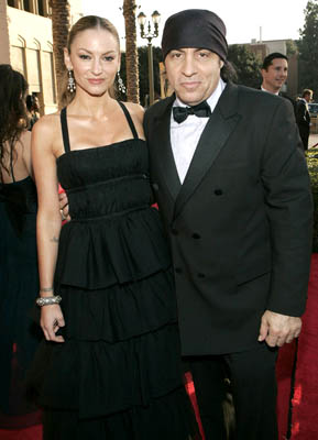 Drea De Matteo and Steven Van Zandt Screen Actors Guild Awards - 2/5/2005