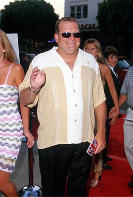 Premiere: Drew Carey at the Egyptian Theatre premiere of Fine Line's Saving Grace - 8/2/2000
